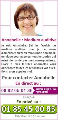 e9711c7d1d094 Je parviens Annabelle   Medium auditive Je suis Annabelle