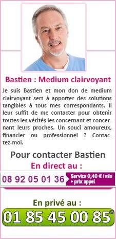 2b50b07a2a89c8 ... Bastien   Medium clairvoyant Je suis Bastien et mon don de medium  clairvoyant sert à apporter Raphael   Voyant ...