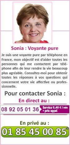 3800310ae5a8c ... Sonia   Voyante pure Je suis une voyante pure par téléphone en France